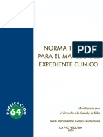 64 Norma expediente clinico.pdf