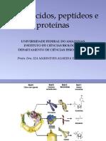 01. Aminoácidos Peptídeos e Proteínas