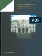 Villa Rufina Falconieri. La Rinascita Di (1)