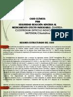 Diarrea Por Imipenem