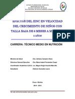 Proyecto Final Nohemi Gonzales Laura