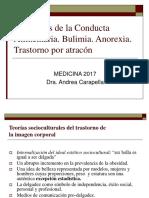 Trastornos de La Conducta Alimentaria (1)