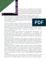Biografia de Rafael Pombo