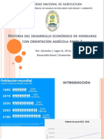 2. Historia Del Desarrollo Económico de Honduras I