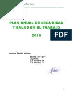 Plan Anual de Seguridad UALPACAY-2016