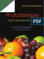 Frutoterapia Los Frutos Que Dan La Vida-284pag