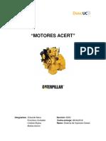 MOTORES ACERT