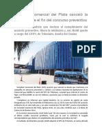 Sociedad Comercial Cancela Deuda y Pide Fin Del Concurso Preventivo