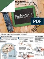 Exposición Parkinson