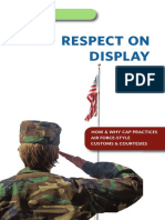 When to Salute - Military Protocol Guide to Showing Respect
