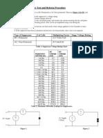 Selenium Suppressor Test and Reform Procedure