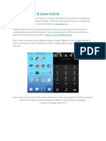 Cara Setting VoIP Di Zoiper Android
