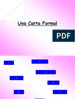 Una Carta Formal.ppt