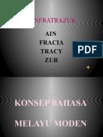 BAHASA MELAYU 1-Bahasa Melayu Moden-Pramerdeka