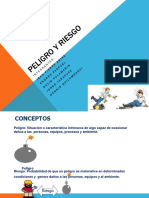 PELIGRO Y RIESGO.pptx Diapositivaas