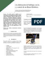 Informe de Proyecto Automatizacion