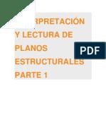 Interpretación y Lectura de Planos Estructurales Parte 1