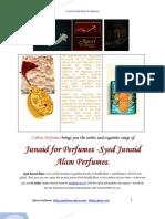 20100924 Syed Junaid Alam Catalog Zahras Perfumes