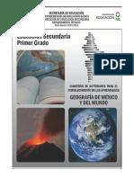 actividades -Geografía de México y del Mundo.doc
