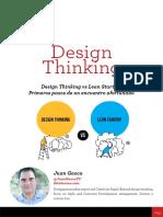 ELS2014 - Design Thinking vs Lean Startup - Juan Gasca