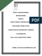 Actividad 3 Micro y Macroecomia