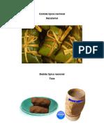Elementos Folkloricos de Nicaragua