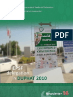 EPSF Delegation in DUPHAT 2010 NL