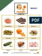 Bingo Alimentos