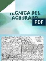 Técnica Del Achurado