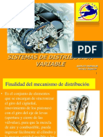 1er Tema Sistema de Distribución Variable