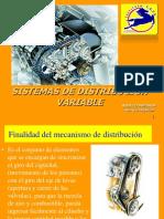 1er Tema Sistema de Distribución Variable