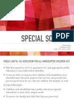 special schools  1