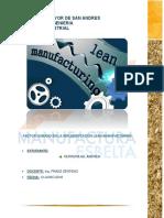 Factor Humano-manufactura esbelta