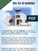 Reseña Historica de Guadalupe