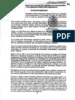 Reglamento de Trabajo Del Personal de Confianza de Pemex 2016