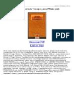 Introducción al Método Teológico - Jared Wick.pdf