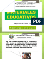 MATERIALES EDUCATIVOS usdg 2018.ppt
