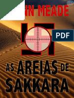 As Areias de Sakkara (Glenn Meade)