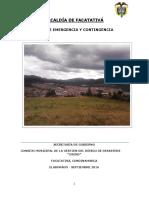 1. Plan Emergencia y Contingencia - FACATATIVÁ (3)