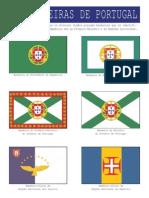 Centenário da República em Portugal - Bandeiras e pavilhões nacionais