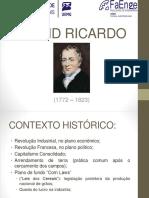 Trabalho David Ricardo Final