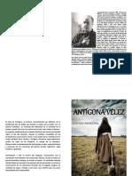 PORTADA Antigona Velez