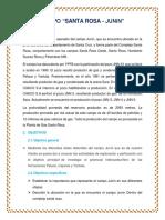 Campo Junin Informe