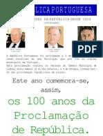 Centenário da República em Portugal - Presidentes da República desde 1910 até 2010 (2)