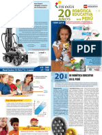 Revista 20 Años Robotica Educativa