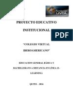 PEI Colegio Virtual Iberoamericano