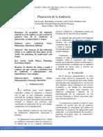 Actividad 2 - Planeación de la auditoria - Grupo 1. (Articulo Cientifico)