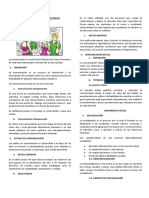 Comunicación y Desarrollo Social Tema Cepre