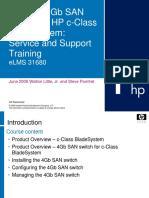 Switch Hp Training