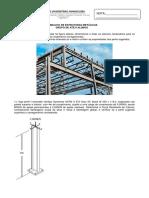 Trabalho Estruturas Metálicas